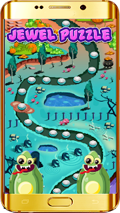 Download Jewels Puzzle Games For PC Windows and Mac apk screenshot 4