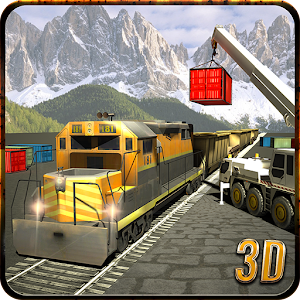 Cargo Bullet Train Car Driver for PC and MAC