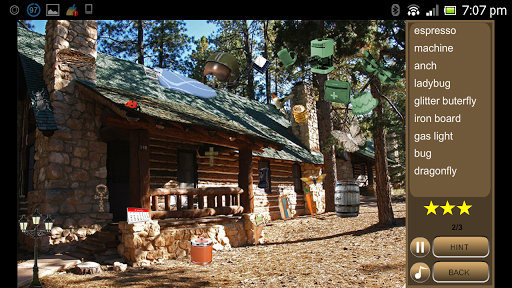 Mysteries Of Cabins