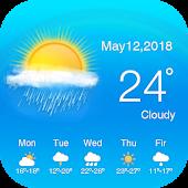 Tải Trực tiếp Thời tiết Cập nhật 2018 miễn phí