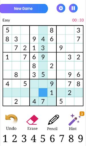 Sudoku Classic  screenshots 2