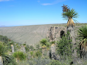Photo: Is this Victorio Canyon, named for the famous Apache warrior?