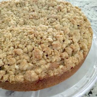 Coffee Cake with Hazelnut Glaze Recipe