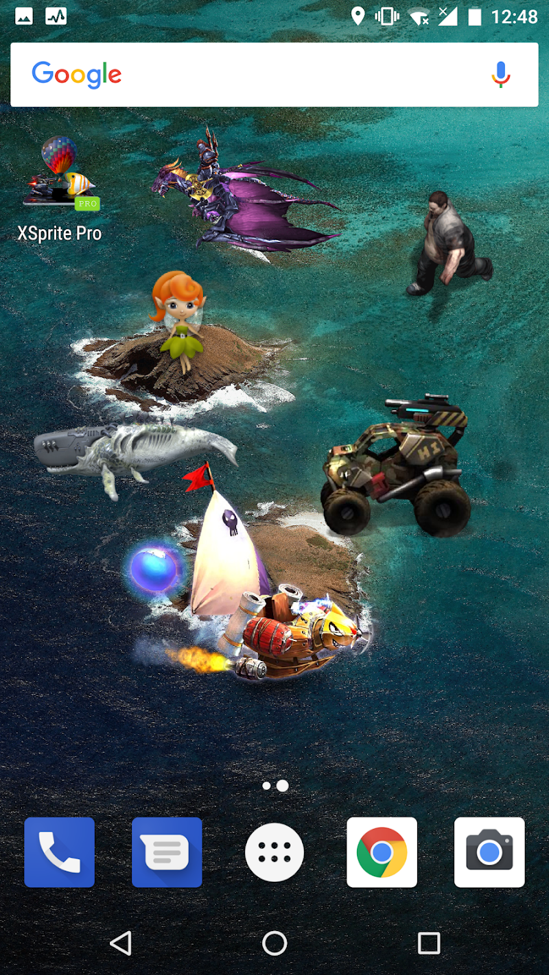 XSprite Pro APK Cracked Free Download | Cracked Android Apps