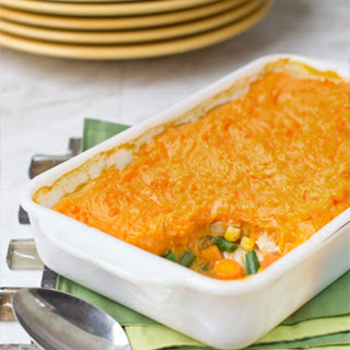 Holiday Leftovers Shepherd's Pie