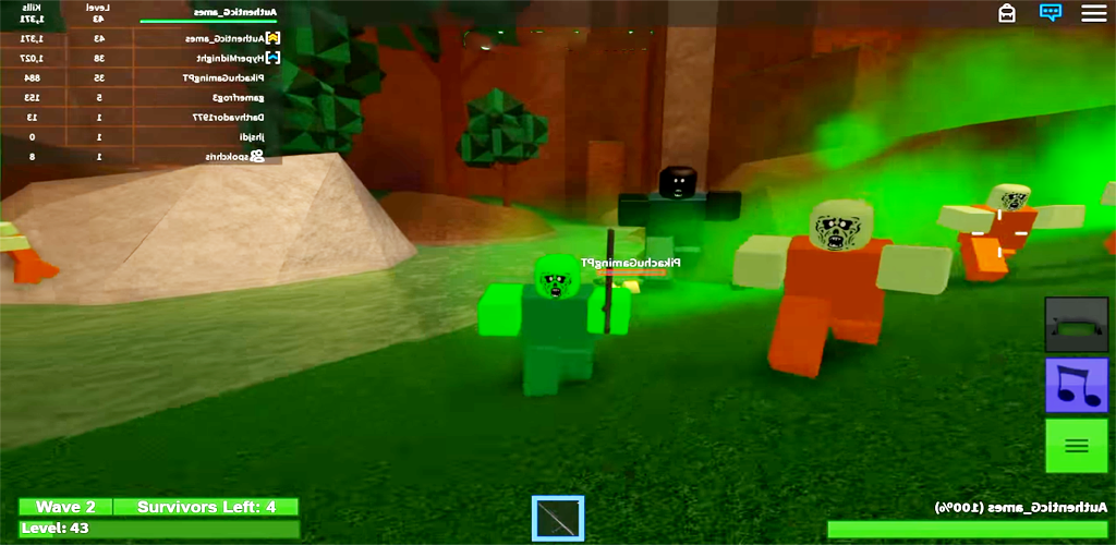 Roblox Zombie Rush Highest Level Guide For Zombie Rush Roblox 1 0 Apk Download Guide Zom Bie Rush Apk Free