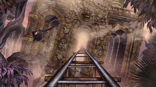 VR Roller Coaster Temple Rider  screenshots 13