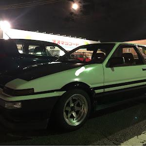 スプリンタートレノ AE86 GT-APEX S62.3のカスタム事例画像 🔰拓人さんの2018年09月24日22:59の投稿