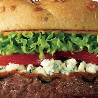 Red Robin's Bleu Ribbon Burger Copy Cat