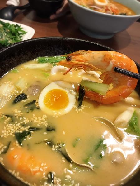領鮮鍋燒物語~蝦子蛤蠣澎湃新鮮