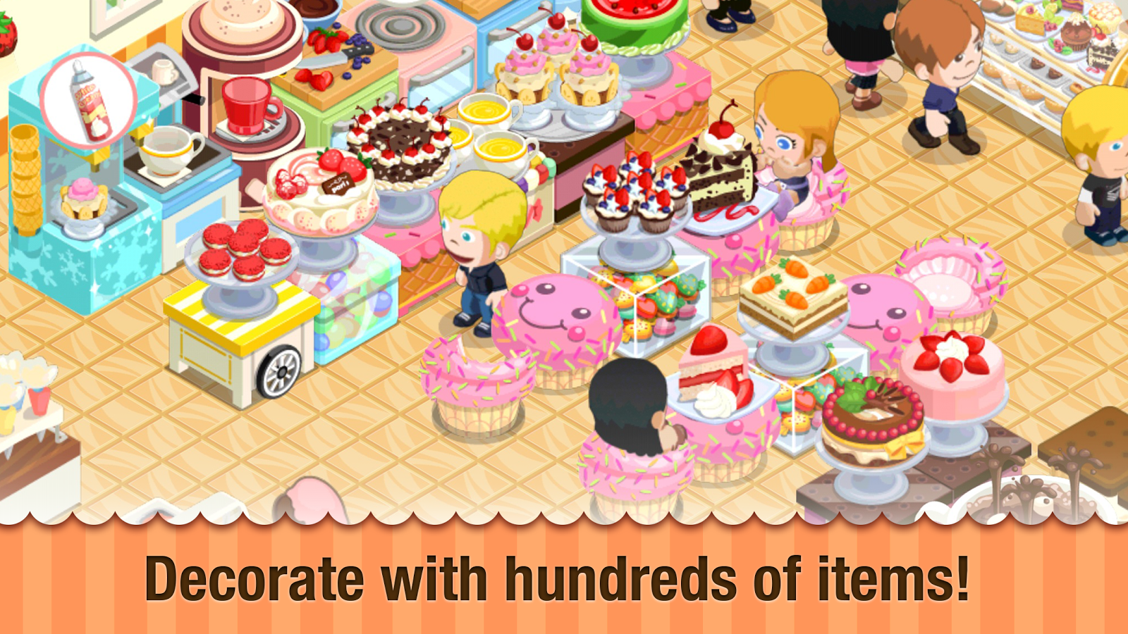 Home Design Story Teamlava Games Bakery Story Valentines Day Android Apps On Google Play