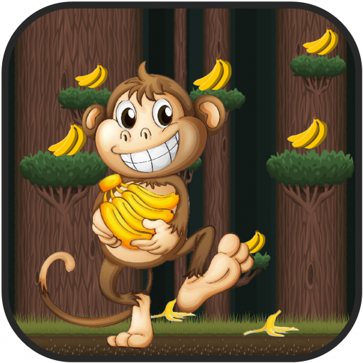 Jungle Monkey Jumper Adventure
