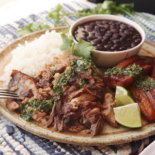 Cuban-Style Roast Pork Shoulder With Mojo