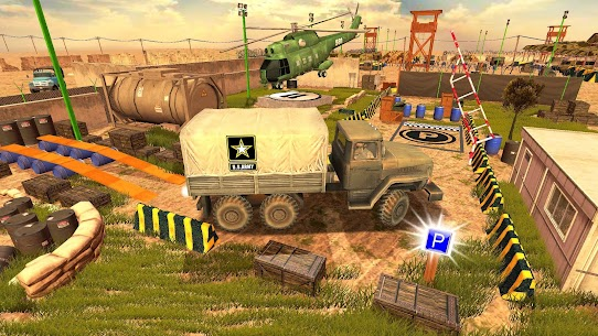 US Army Truck Pro:Army Transport 1.0 Mod APK Updated Android 1