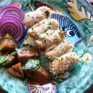 Baked Swordfish and/or Swordfish Braciolette
