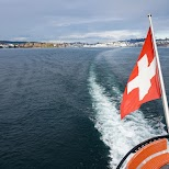 ferry to Vitznau to Mount Rigi in Lucerne, Lucerne, Switzerland