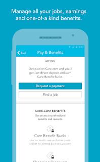 Care.com screenshot 04