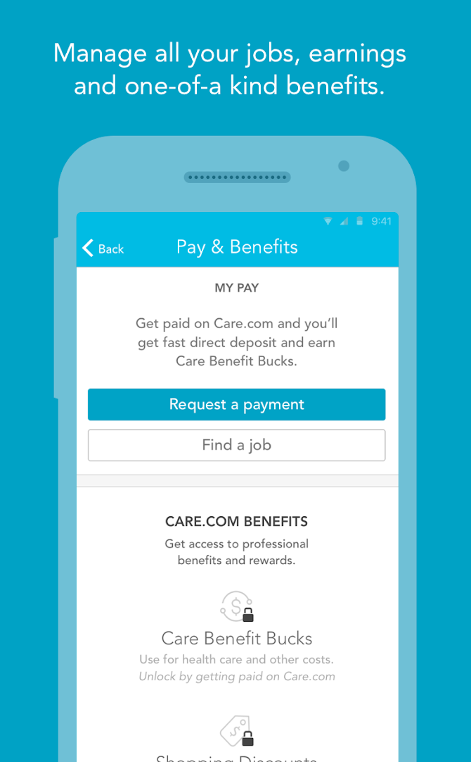 Care.com Android 5