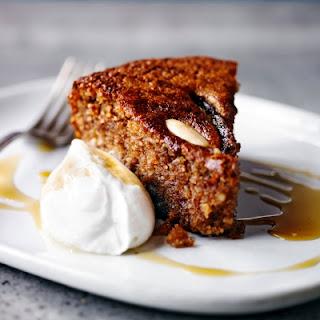 Almond Dates Cake Recipes.