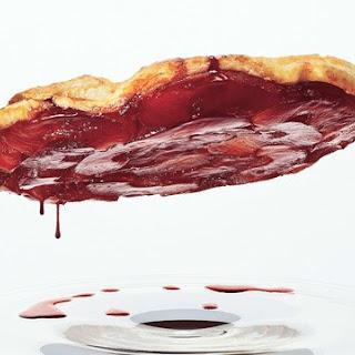 Apple and Pomegranate Tarte Tatin Recipe