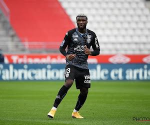 """Ex-KV Kortrijk-spits eindelijk op dreef in de Ligue 1: """"Als je een neus voor doelpunten hebt, kan je overal scoren."""""""