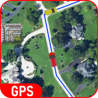 Street View Location Route Map & Voice Direction
