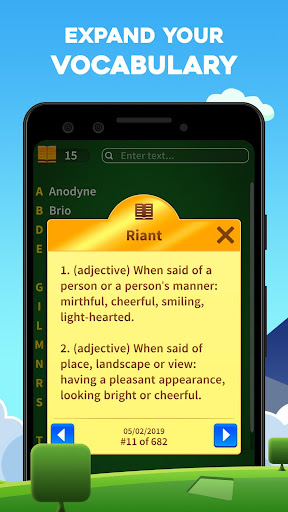 Word Wiz - Connect Words Game 2.1.3.935 screenshots 4