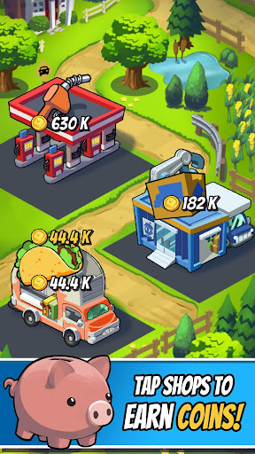 Tap Empire: Idle Tycoon Tapper & Business Sim Game 2.5.3 Mod screenshots 1