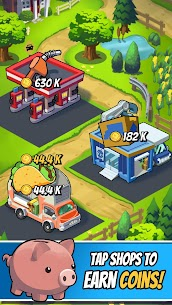Tap Empire Idle Tycoon Tapper & Business Sim Game 2.5.22 MOD (Unlimited Gem) 1