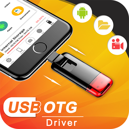 Baixar OTG USB Driver For Android : USB To OTG Converter para Android