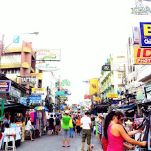 Photo: Khaosan Road.