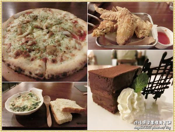 「薄多義BITE 2 EAT 桃園站前店」 義式手工披薩、義大利麵、燉飯 嘗鮮體驗分享