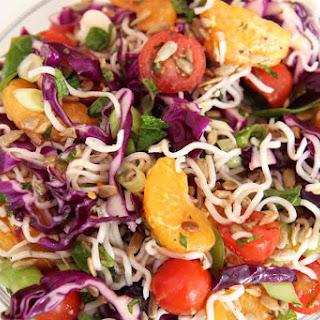 Crunchy Ramen Noodle Salad.