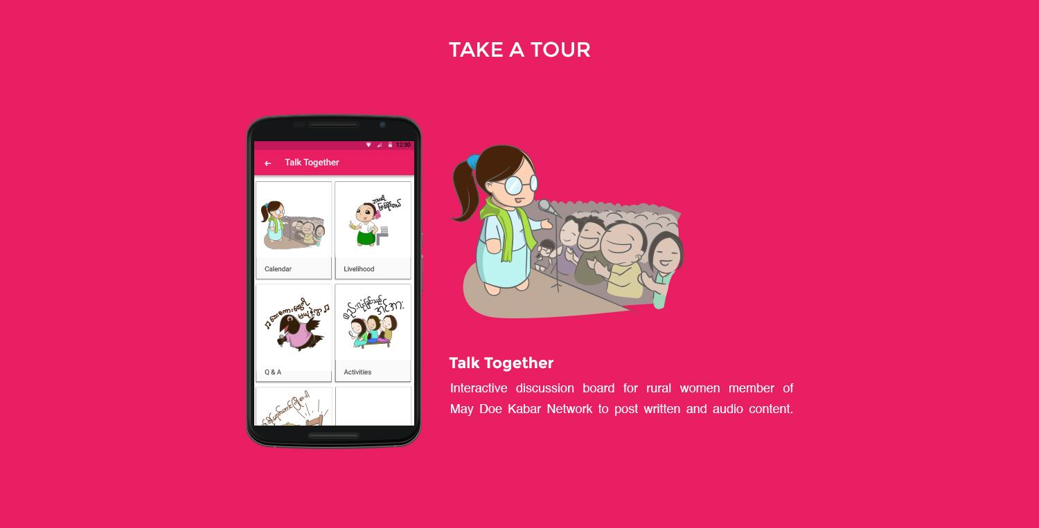 iWomen Inspiring Women App- screenshot