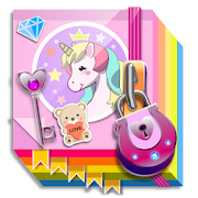 Unicorn Notepad (with password)