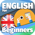 English for Beginners. Learn English for Free icon