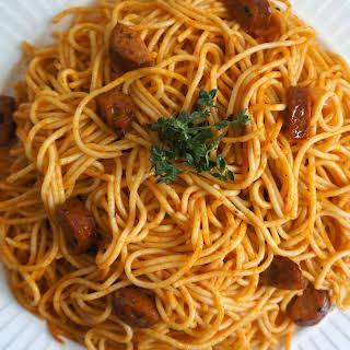 Haitian Spaghetti.