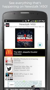 Newstalk 1450 - náhled