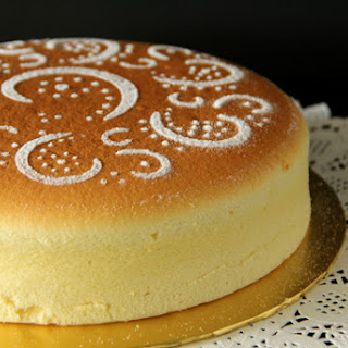 Cotton Soft Japanese Cheesecake.