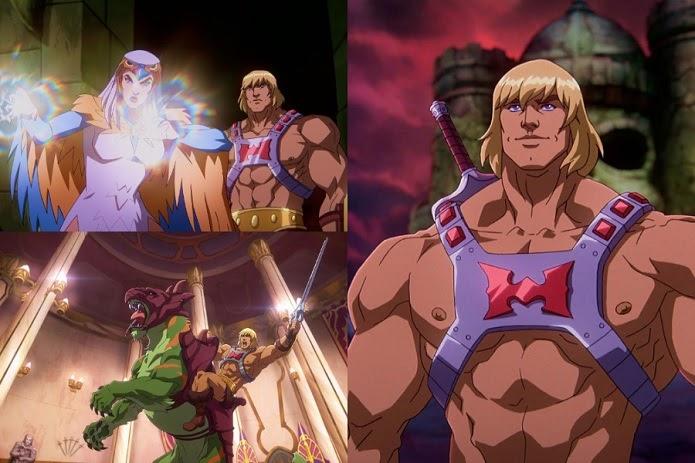 Masters del Universo: Revelación