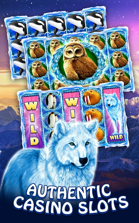 Arctic Slots - Play Free Online Slot Machines in Arctic Theme