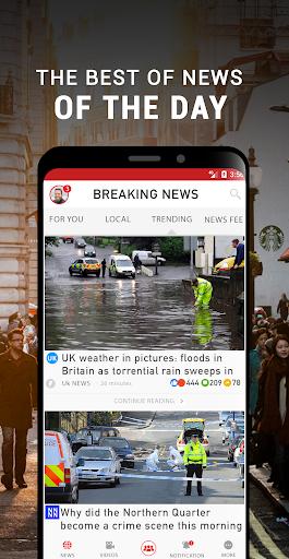 UK Breaking News & Local UK News For Free screenshot 3