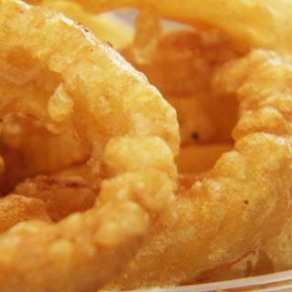 Classic Onion Rings.