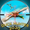 Wild Duck Hunter 2020- Bird hunting games with gun icon
