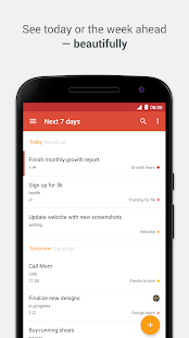 Todoist: To-Do List, Task List Screenshot 1