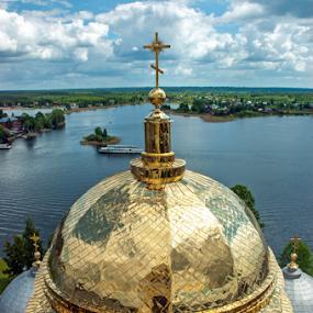 Dome by Mikhail Romanovski - Buildings & Architecture Architectural Detail (  )