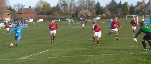 Photo: 10/03/07 v Bridon Ropes (KCL IR Cup SF) 1-0 - contributed by Martin Wray