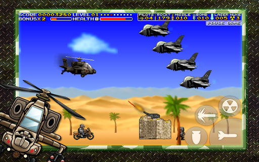 Apache Overkill screenshot 5