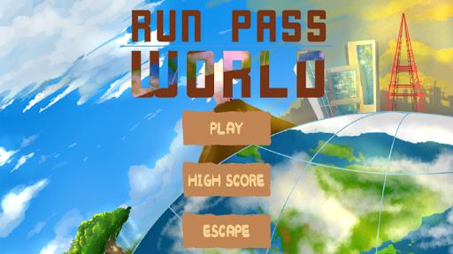 Run Pass World