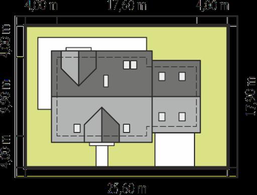 Amaranta II G2 Energo - Sytuacja